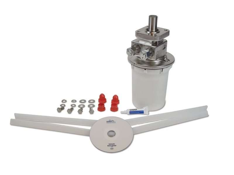 Hydraulic Motor Replacement Kit for Fastlane Counter Current Machine