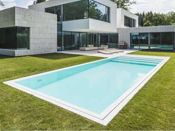 Overflow Advance One Piece Swimming Pool | Endless Summer